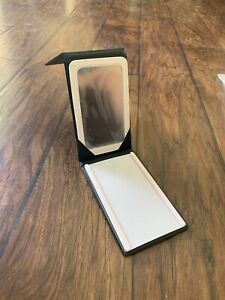 ONE Mary Kay Make Up Case Tri-Fold Standing Travel Mirror