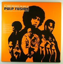 """2x 12"""" LP-DJ POGO-The Best of Pulp Fusion-e652"""