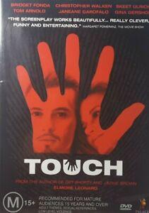 Touch DVD REGION 4 PAL AUSTRALIAN RELEASE
