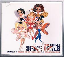 SPICE GIRLS VIVA FOREVER CD1 CD SINGOLO SINGLE cds