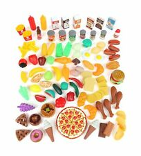 Play Food Set for Kids & Toy Food for Pretend Play - Huge 125 Piece Play Kitc...