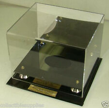 MISSOURI TIGERS 2014 COTTON BOWL CHAMPIONS FULL SIZE FOOTBALL DISPLAY CASE