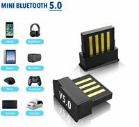 Bluetooth 5.0 Chiavetta USB BT Adattatore ad Alta Velocità Mini Nano Per PC, PC