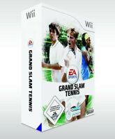 Nintendo Wii Spiel - Grand Slam Tennis + Motion Plus mit OVP
