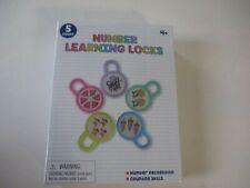 Target Bullseye PlayGround Learning School Number Locks toy