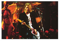 KURT COBAIN - IN UTERO LIVE POSTER 24x36 - MUSIC 0641