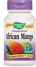 Nature's Way African Mango Vegetarian Capsules, 60 Ct