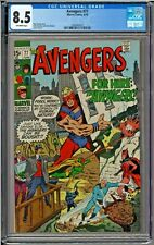 Avengers #77 CGC 8.5 John Buscema