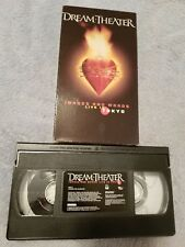 Dream Theater / Images and Words / Live In Tokyo (1993) - VHS Tape - Concert