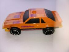Vintage 1984 Kenner Whip Shifter Cobra orange car