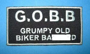 G.O.B.B  PATCH