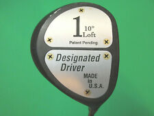 Designated Driver 1 Golf Club 10 Degree