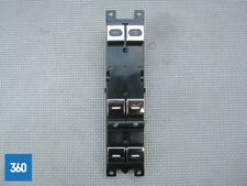 NEW GENUINE BENTLEY CONTINENTAL GTC DRIVERS DOOR WINDOW SWITCH PANEL 3w7959857