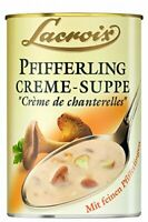 Lacroix Pfifferling-Creme-Suppe, 3er Pack