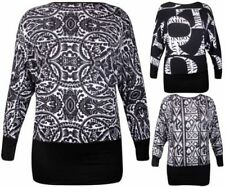 Viscose Long Sleeve Stretch Tops for Women