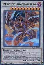 Tyrant Red Dragon Archfiend - TDIL-EN050 - Ultra Rare 1st Edition NM The