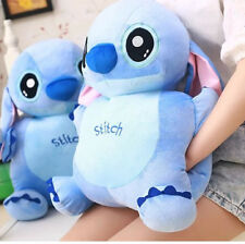 Lilo & Stitch 2in1 Plush Winter Warm Hand Back Cushions Nap Pillow 55x35cm gifts