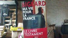Ma vie pour la France de Bigeard, Marcel | Livre | d'occasion