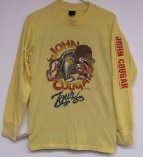 vintage 1983John Cougar (Mellencamp) longsleeve concert tee - rare graphics