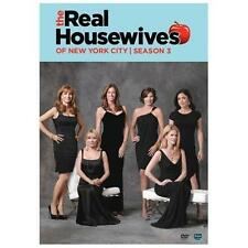 The Real Housewives of New York NYC Complete Third Season 3 Three ~ NEW DVD SET