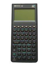 HP 48G Graphing Calculator with soft case