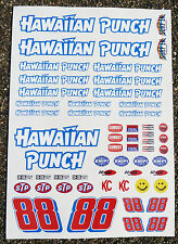 RC Vintage BAJA RACER HAWAIIAN PUNCH Decals stickers VW Sand Scorcher