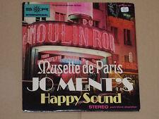 """MUSETTE DE PARIS -s/t- 7"""" EP 45"""