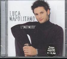 LUCA NAPOLITANO - L'INFINITO - CD ( NUOVO SIGILLATO )