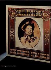 """1978 WILLIE NELSON """"RED HEADED STRANGER"""" (2 PG) ALBUM PROMO AD"""
