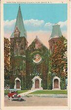 Deer Park Reformed Church Port Jervis New York NY Postcard