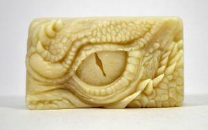 DRAGON EYE SILICONE SOAP MOLD BAR MOULD dragon`s eye dinosaur clay wax resin