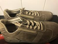 Men's Caterpiller Shoes - Size 10
