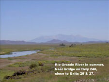 15ACRES COLORADO RANCH LAND/NEAR RIO GRANDE RIVER (2 adjacent lots plus 1)