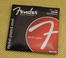 073-0250-411 Fender 250Jm Jazz Medium Guitar Strings