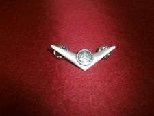 Rare Aviation Logo Helice on Triangle USA Flying Wings Pin