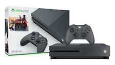 Microsoft Xbox One S Battlefield 1: Storm Gray Special Edition Bundle 500GB Gray