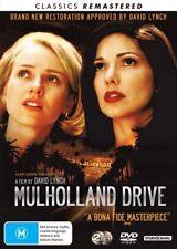 Mulholland Drive NEW R4 DVD