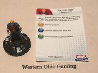 Heroclix Marvel Boy #007 USED Hammer of Thor Single Figure