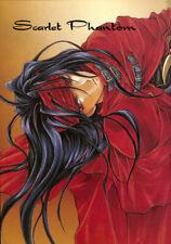 Final Fantasy 7 VII Doujinshi Comic Book Vincent Scarlet Phantom MEI-Q-RONDO