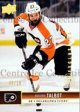 2012-13 Upper Deck UD Exclusives Spectrum #135 Maxime Talbot