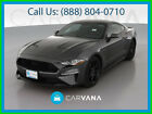 2019 Ford Mustang EcoBoost Coupe 2D Knee Air Bags LED Headlamps Traction Control Power Door Locks Side Air Bags Tilt