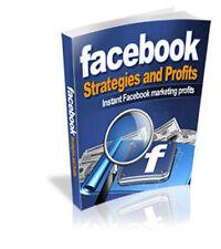 Facebok Strategies, Profits, Develop, Network, Manage an Effective Presence (CD)
