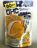 DHC Vitamin C Supplement 60 days 120 tablets Import Japan Health & Beauty