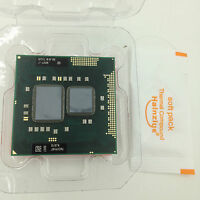 Working Intel Core i7 640M 2.8 GHz Dual-Core SLBTN Laptop CPU Processor