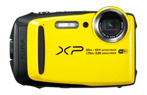 Fujifilm XP120 wasserdichte Digitalkamera Demo-Modell vom Fachändler XP 120