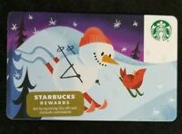 "Canada Series Starbucks /""KILLIN' IT 2019/"" New No Value Recyclable Card"