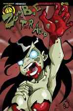 ZOMBIE TRAMP #13 AOD COLLECTABLES EXCLUSIVE LIMITED 1 OF 350 DAN MENDOZA COVER