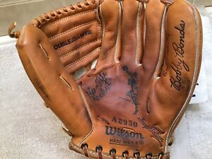 "Wilson USA A2950 Bobby Bonds Youth 10.5"" Baseball Softball Glove Right Hand Thro"