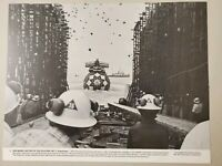 VINTAGE 11X14 PHOTO THE COLD WAR EISENHOWER-USS BUFFALO NUCLEAR-POWERED SUB