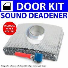 Heat & Sound Deadener Ford Mustang 2005 - 14 2Dr Kit + Tape, Roller 3756Cm2 cool